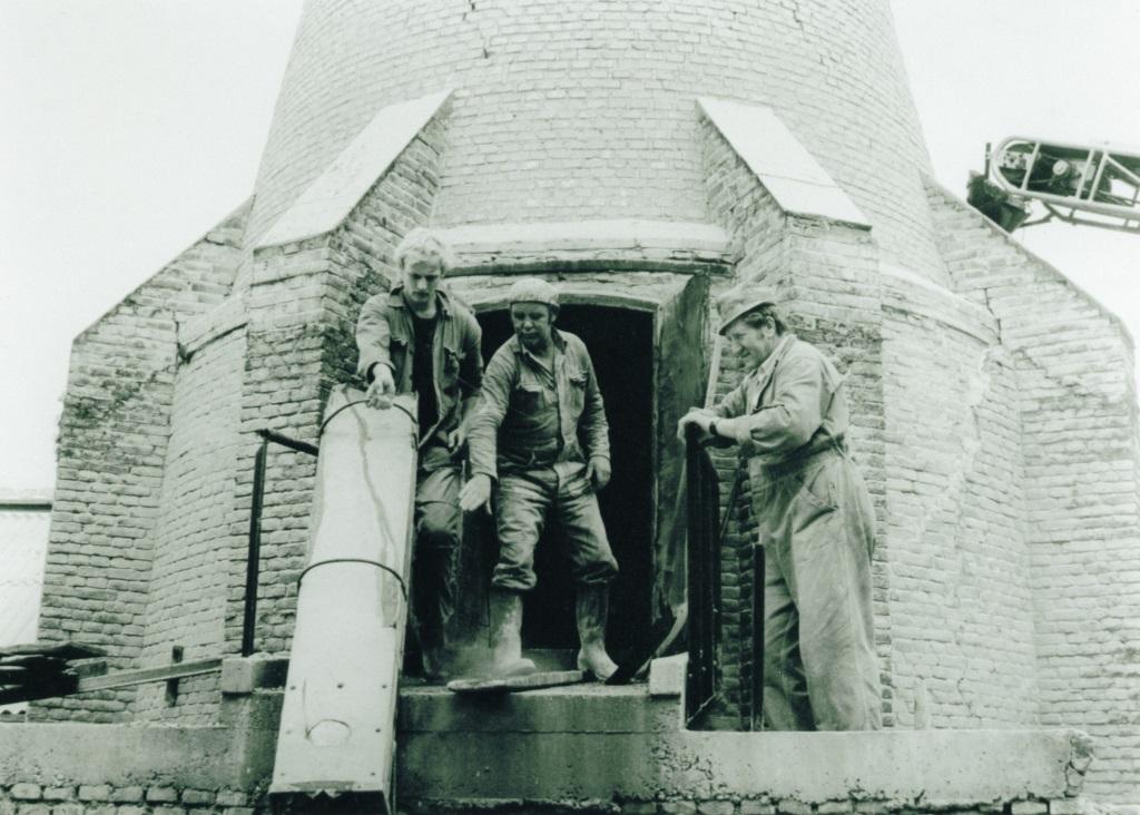 Kalkovens - personeel (012)